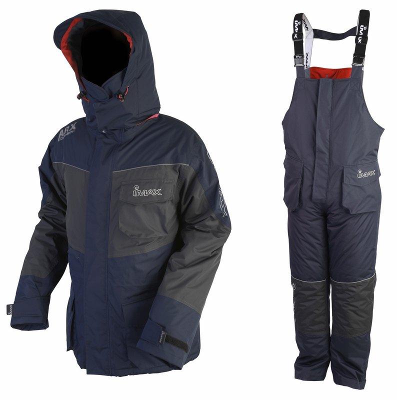S 2-teiliger Thermoanzug Winteranzug Imax Thermo Suit Hyper Therm Gr