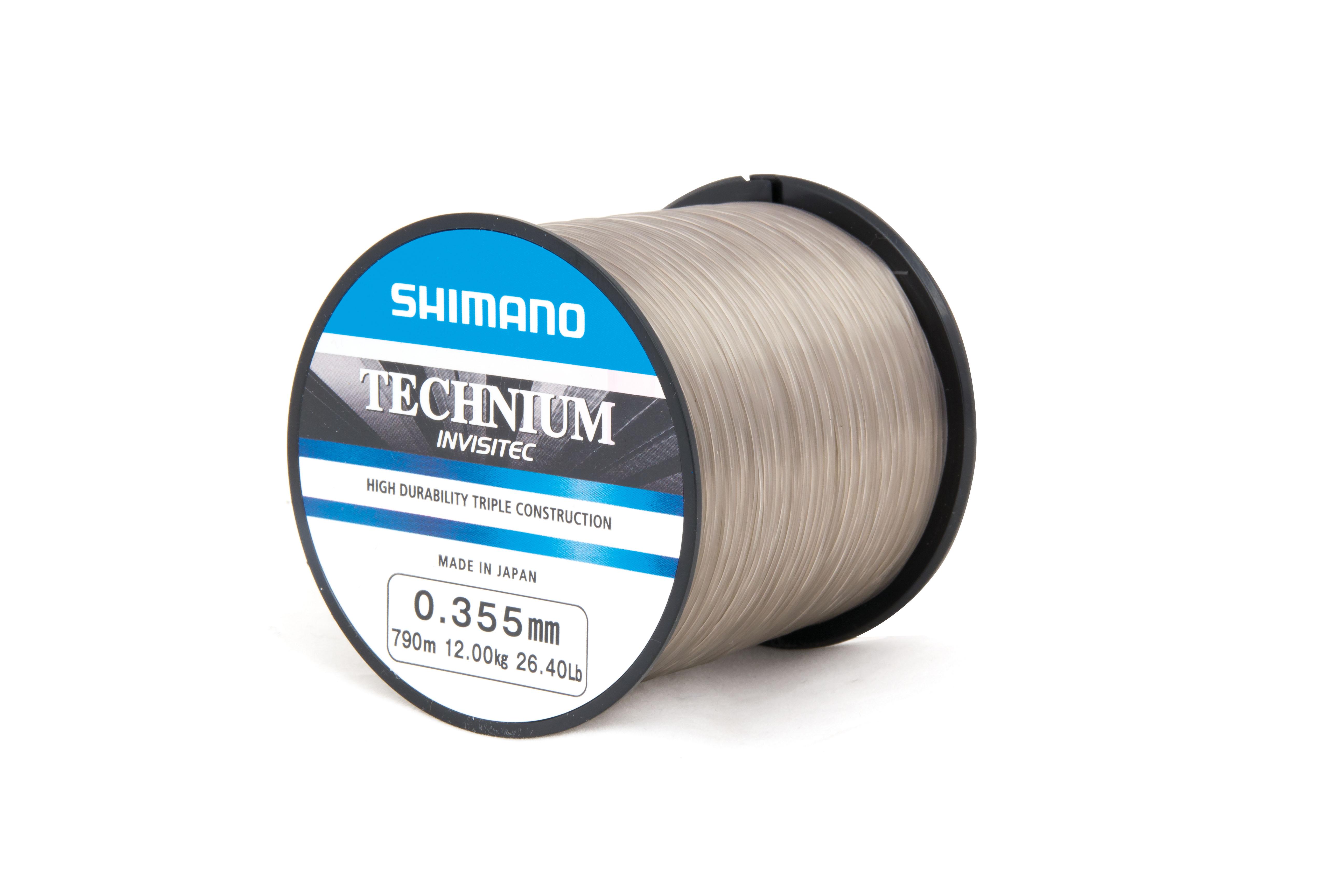 Shimano Technium Invisitec 594m 0,405mm