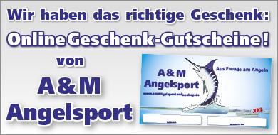 A&M Angelsport Gutschein